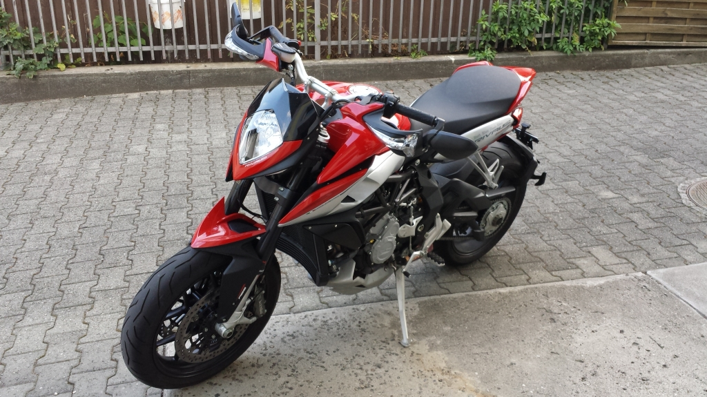Rivale 800 ABS + EAS